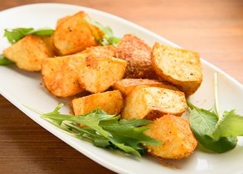 チリチーズポテト
